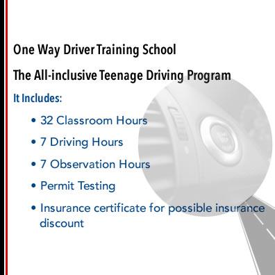 Oneway Driver Training School, Inc